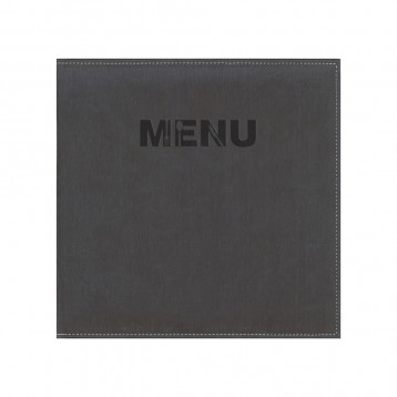 VERSACE Menu List Cover