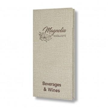 CANAPA Wine List Cover