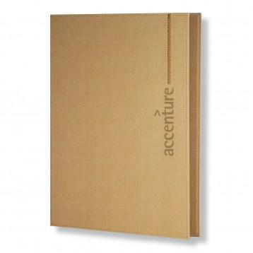 OLYMPIA Notepad Folder A4